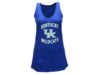 Kentucky Wildcats NCAA Women's Slub Knit Tank