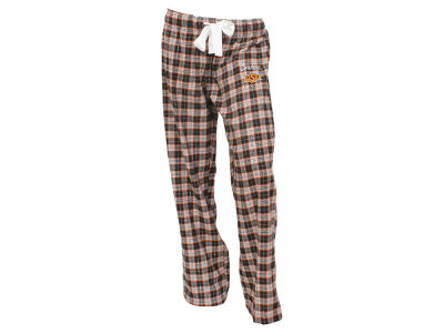 Oklahoma State Cowboys NCAA Women's Ovation Flannel Pants