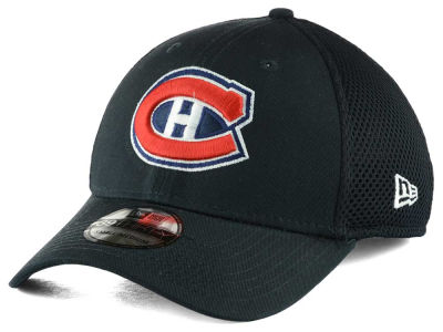 Montreal Canadiens New Era NHL 2015 Neo Chase 39THIRTY Cap