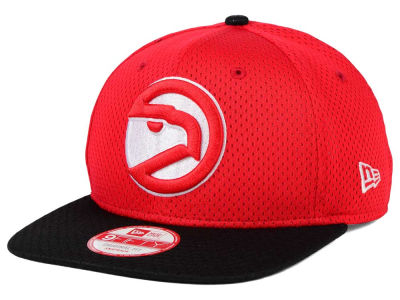 Atlanta Hawks New Era NBA HWC Jersey Gamer 9FIFTY Snapback Cap