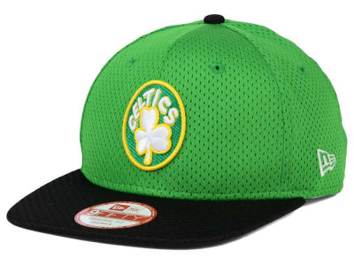 Boston Celtics New Era NBA HWC Jersey Gamer 9FIFTY Snapback Cap