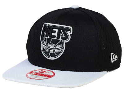 New Jersey Nets New Era NBA HWC Jersey Gamer 9FIFTY Snapback Cap
