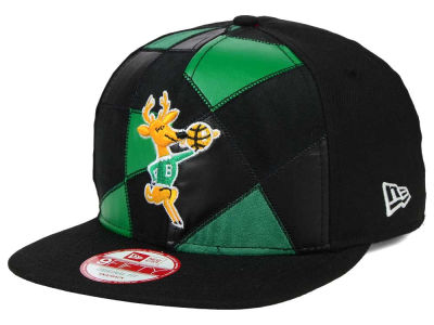 Milwaukee Bucks New Era NBA HWC Cut & Paste 9FIFTY Snapback Cap