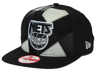 New Jersey Nets New Era NBA HWC Cut & Paste 9FIFTY Snapback Cap
