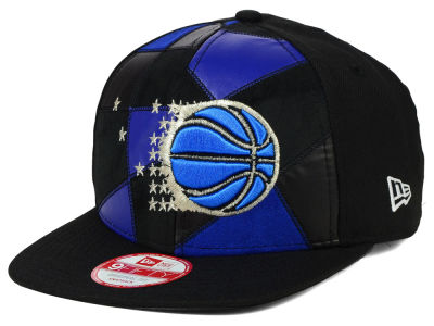 Orlando Magic New Era NBA HWC Cut & Paste 9FIFTY Snapback Cap