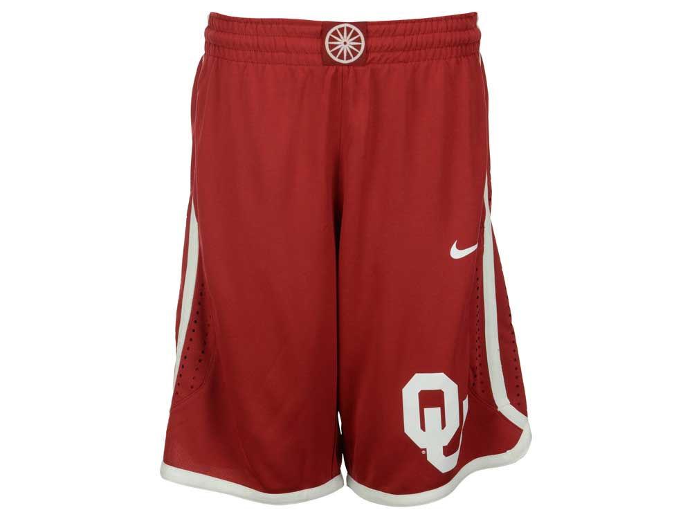 Oklahoma Sooners Nike NCAA Men s Replica Basketball Shorts  40a4146ac71c