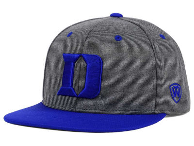 Duke Blue Devils Top of the World NCAA New Age Snapback Cap