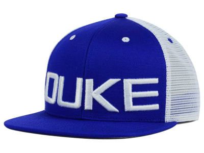 Duke Blue Devils Top of the World NCAA Ryder Snapback Cap