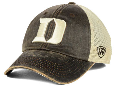 Duke Blue Devils Top of the World NCAA Scat Mesh Cap