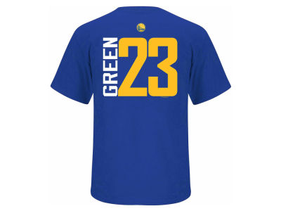 Golden State Warriors Draymond Green NBA Youth Vertical Name and Number T-Shirt