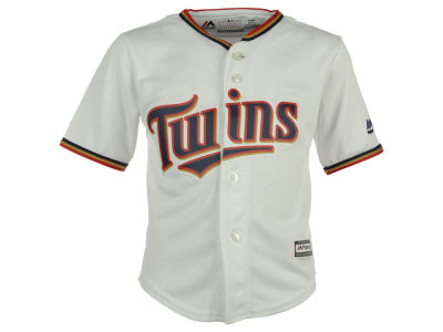 Minnesota Twins Majestic MLB Toddler Blank Replica Cool Base Jersey