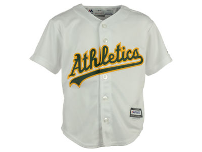 Oakland Athletics MLB Toddler Blank Replica Cool Base Jersey