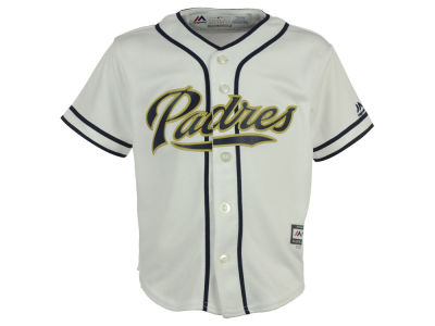 San Diego Padres MLB Toddler Blank Replica CB Jersey