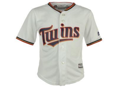 Minnesota Twins MLB Kids Blank Replica Cool Base Jersey