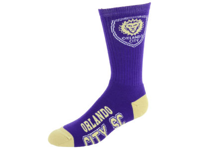 Orlando City SC Deuce Crew 504 Socks