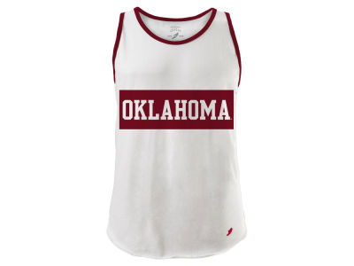 Oklahoma Sooners NCAA Men's All American Ringer Tank