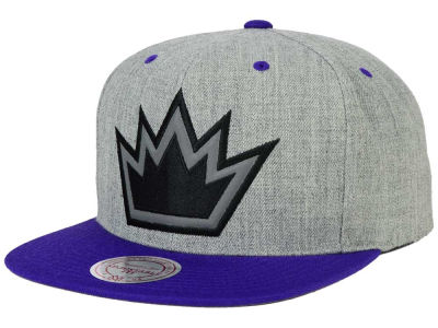 Sacramento Kings Mitchell and Ness NBA H-Reflective XL Snapback Cap