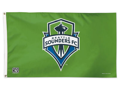 Seattle Sounders FC 3x5 Deluxe Flag
