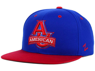 American University Eagles Zephyr NCAA Z11 Snapback Hat