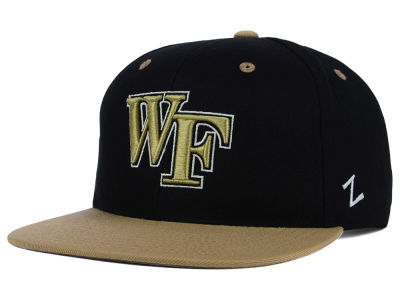 Wake Forest Demon Deacons Zephyr NCAA Z11 Snapback Hat