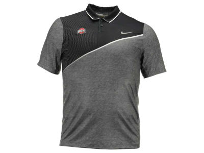 Ohio State Buckeyes Nike NCAA Men's Momentum Polo