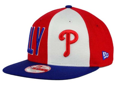 Philadelphia Phillies New Era MLB My Block 9FIFTY Snapback Cap