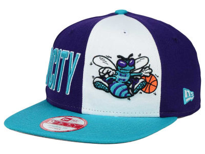 Charlotte Hornets New Era NBA HWC My Block 9FIFTY Snapback Cap