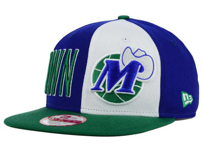 Dallas Mavericks New Era NBA HWC My Block 9FIFTY Snapback Cap