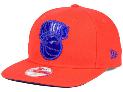 New York Knicks New Era NBA HWC LC 1703 9FIFTY Snapback Cap