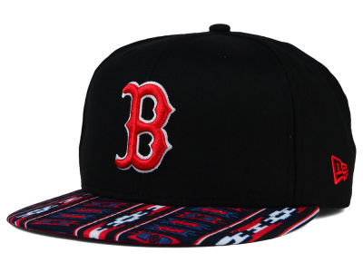 Boston Red Sox New Era MLB A-Tech 9FIFTY Snapback Cap