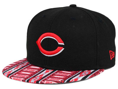 Cincinnati Reds New Era MLB A-Tech 9FIFTY Snapback Cap