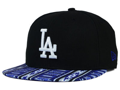 Los Angeles Dodgers New Era MLB A-Tech 9FIFTY Snapback Cap