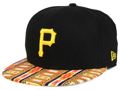 Pittsburgh Pirates New Era MLB A-Tech 9FIFTY Snapback Cap