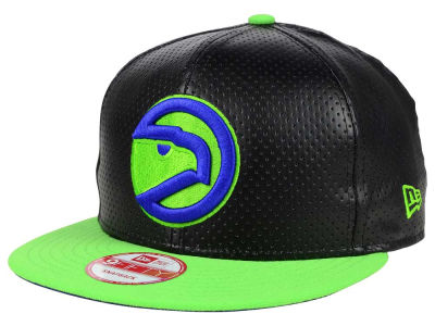 Atlanta Hawks New Era NBA HWC Perfect 9FIFTY Snapback Cap