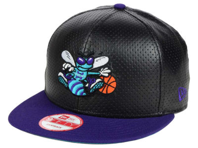 Charlotte Hornets New Era NBA HWC Perfect 9FIFTY Snapback Cap
