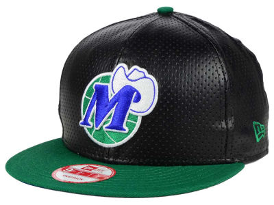 Dallas Mavericks New Era NBA HWC Perfect 9FIFTY Snapback Cap