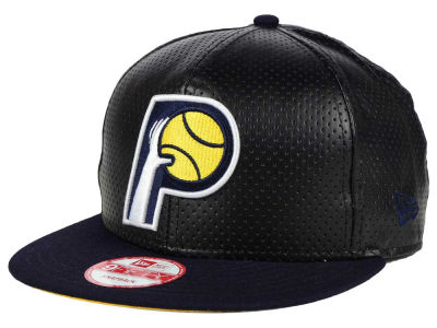 Indiana Pacers New Era NBA HWC Perfect 9FIFTY Snapback Cap