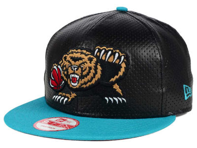 Vancouver Grizzlies New Era NBA HWC Perfect 9FIFTY Snapback Cap
