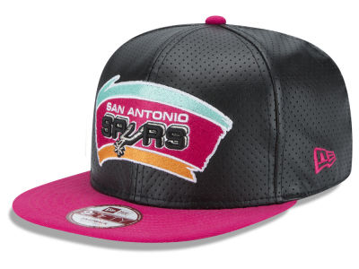 San Antonio Spurs New Era NBA HWC Perfect 9FIFTY Snapback Cap