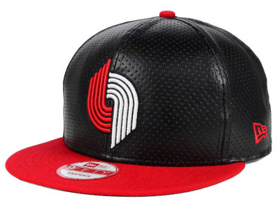 Portland Trail Blazers New Era NBA HWC Perfect 9FIFTY Snapback Cap