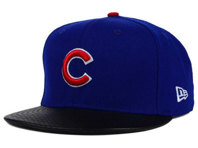Chicago Cubs New Era MLB All Field Perforated 59FIFTY Cap