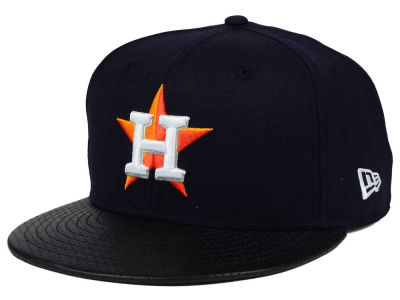 Houston Astros New Era MLB All Field Perforated 59FIFTY Cap