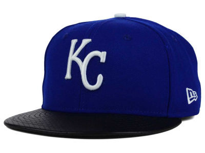 Kansas City Royals New Era MLB All Field Perforated 59FIFTY Cap