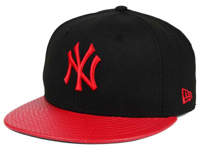 New York Yankees New Era MLB All Field Perforated 59FIFTY Cap