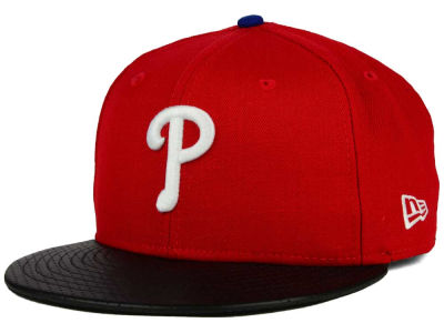 Philadelphia Phillies New Era MLB All Field Perforated 59FIFTY Cap