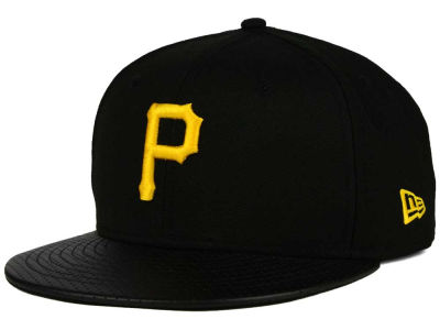 Pittsburgh Pirates New Era MLB All Field Perforated 59FIFTY Cap