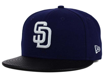 San Diego Padres New Era MLB All Field Perforated 59FIFTY Cap