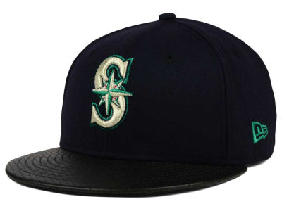 Seattle Mariners New Era MLB All Field Perforated 59FIFTY Cap