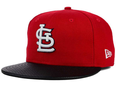 St. Louis Cardinals New Era MLB All Field Perforated 59FIFTY Cap