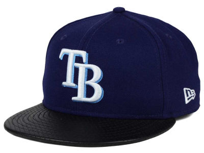 Tampa Bay Rays New Era MLB All Field Perforated 59FIFTY Cap